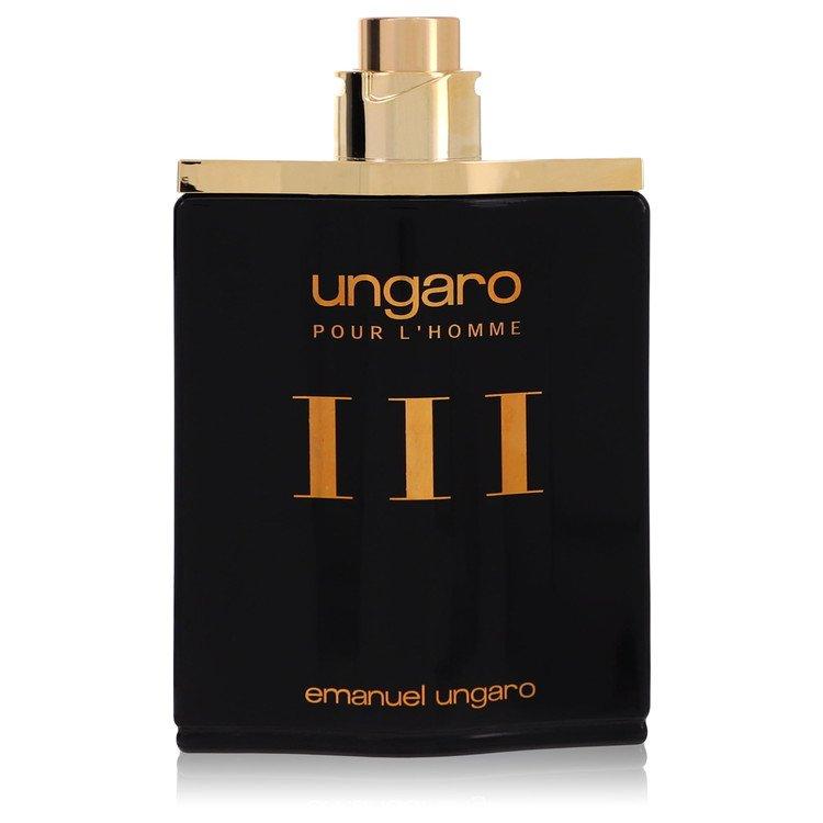 Ungaro Iii Cologne by Ungaro 3.4 oz EDT Spray(Tester) for Men