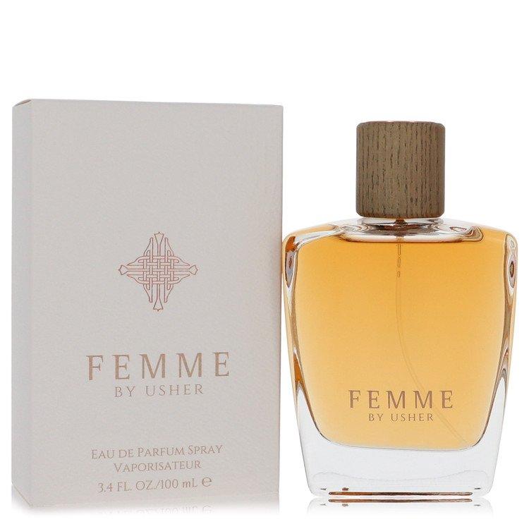 Usher Femme by Usher Women's Eau De Parfum Spray