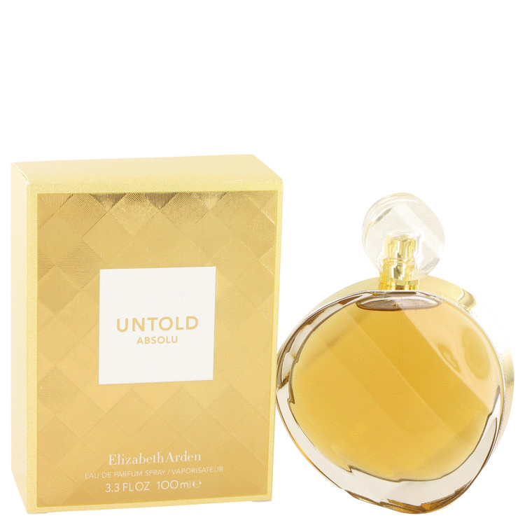 Untold Absolu by Elizabeth Arden for Women Eau De Parfum Spray 3.3 oz