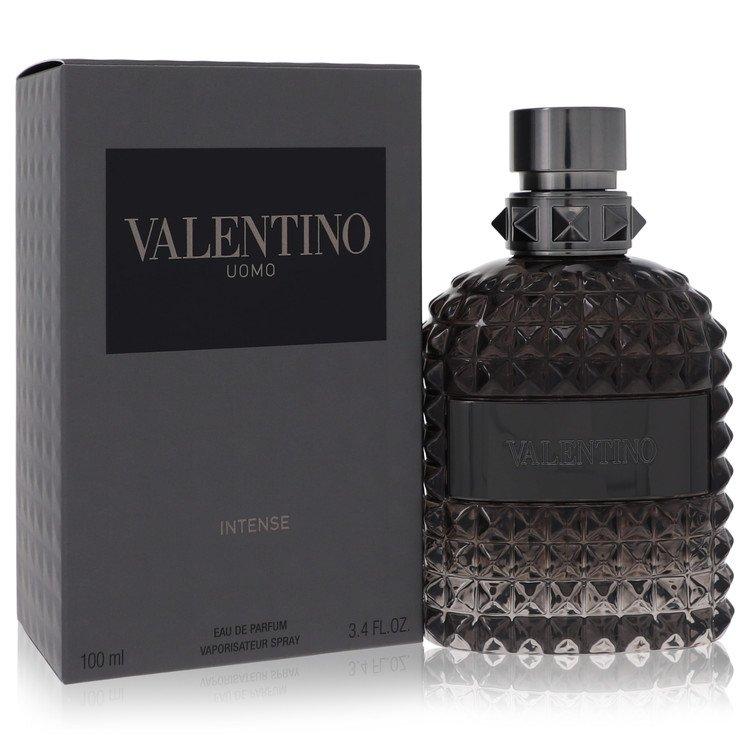 Valentino Uomo Intense by Valentino for Men Eau De Parfum Spray 3.4 oz