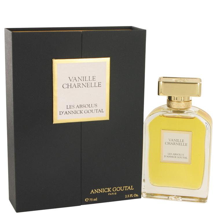 Vanille Charnelle by Annick Goutal for Women Eau De Parfum Spray (Unisex) 2.5 oz