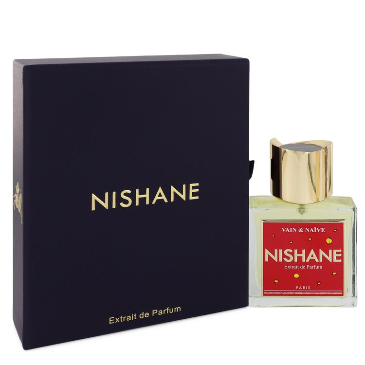 Vain & Naïve by Nishane Women's Extrait De Parfum Spray (Unisex)
