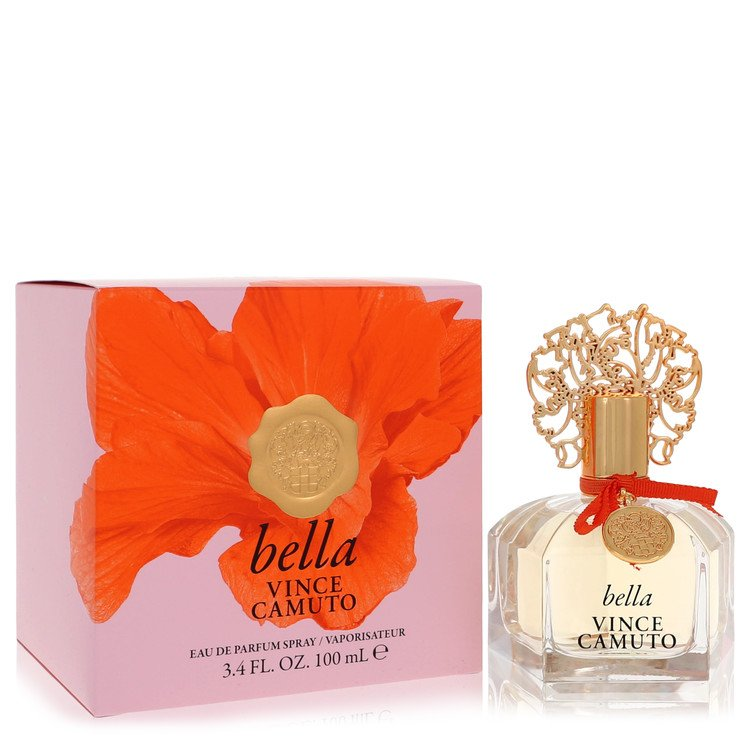 Vince Camuto Bella by Vince Camuto for Women Eau De Parfum Spray 3.4 oz
