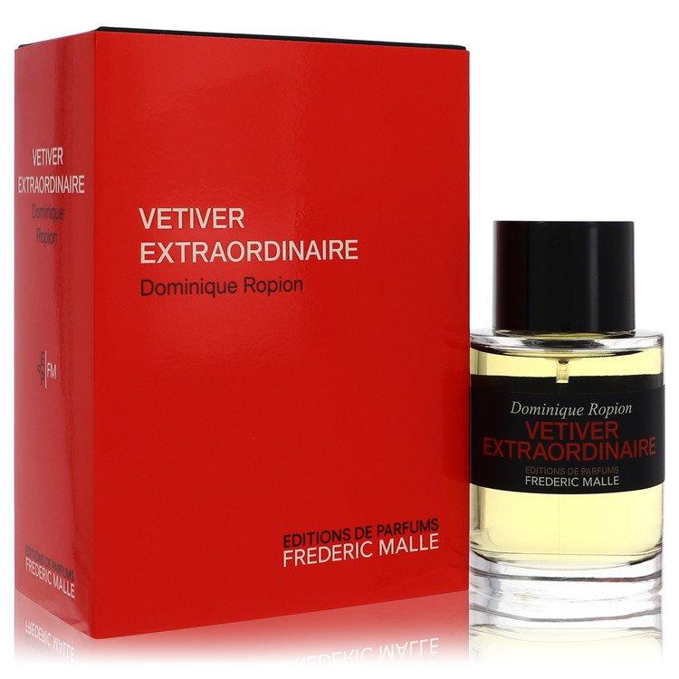 Vetiver Extraordinaire by Frederic Malle Men's Eau De Parfum Spray 3.4 oz