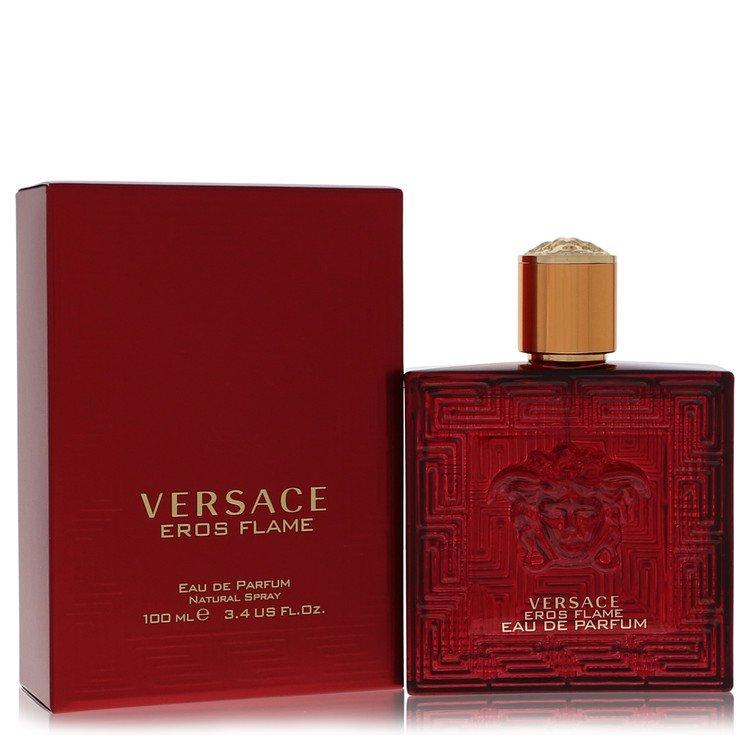 Versace Eros Flame by Versace Men's Eau De Parfum Spray 3.4 oz