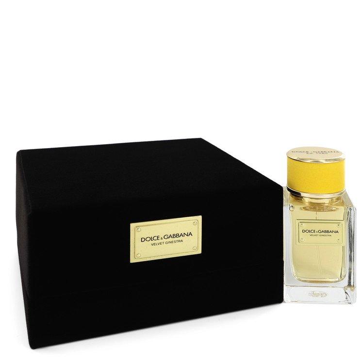 Dolce & Gabbana Velvet Ginestra by Dolce & Gabbana Eau De Parfum Spray (Unisex) 1.6 oz for Women