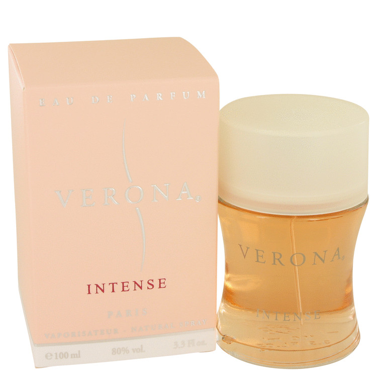 Verona Intense by Yves Sistelle for Women Eau De Parfum Spray 3.4 oz