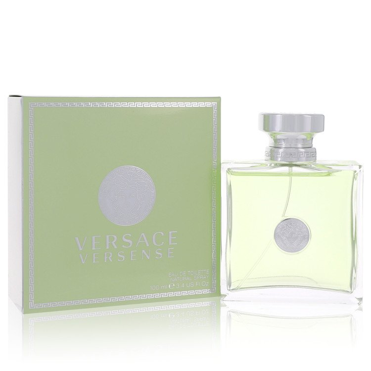 Versace Versense by Versace for Women Eau De Toilette Spray 3.4 oz