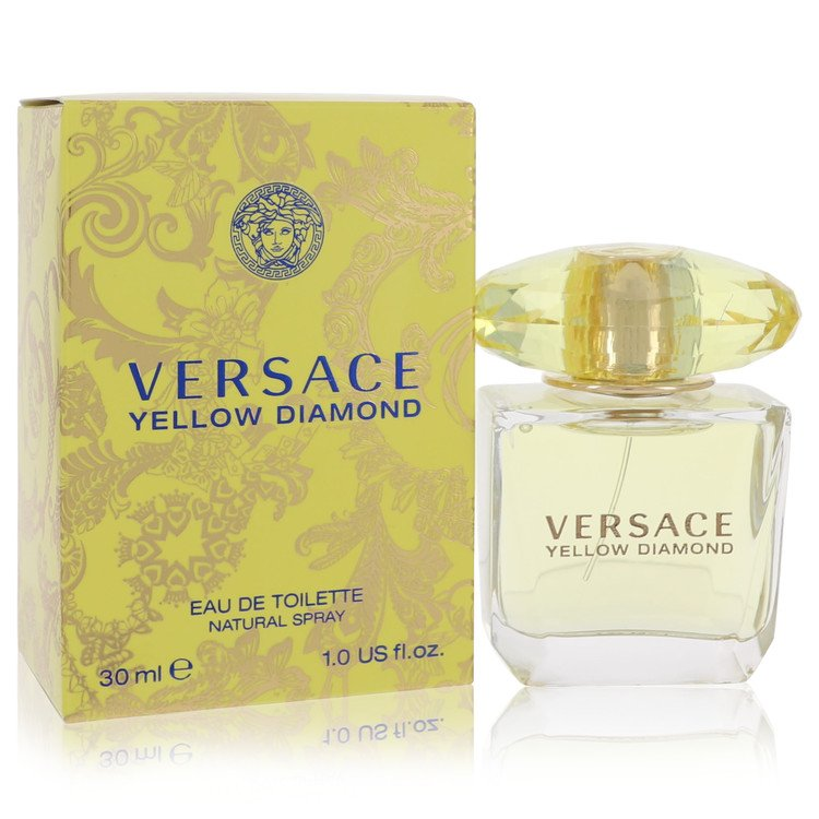 Versace Yellow Diamond by Versace for Women Eau De Toilette Spray 1 oz