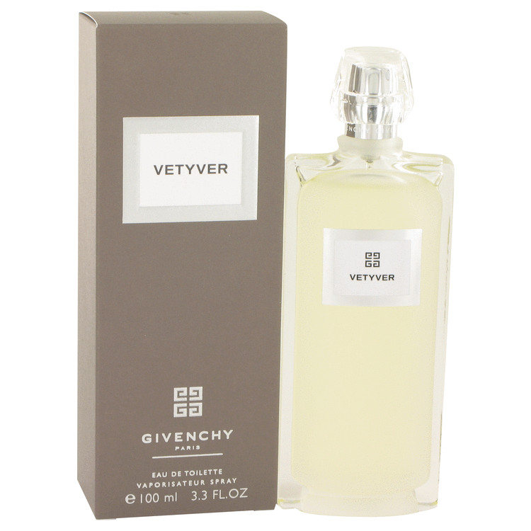 Vetyver Cologne by Givenchy 3.3 oz EDT Spray for Men