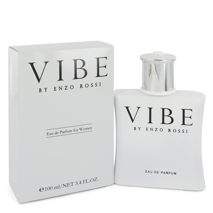 Vibe Perfume by Enzo Rossi 3.4 oz EDP Spray for Women