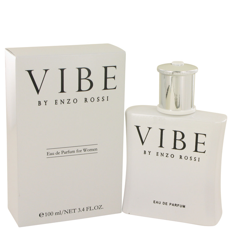Vibe Cologne by Enzo Rossi 3.4 oz EDT Spray for Men