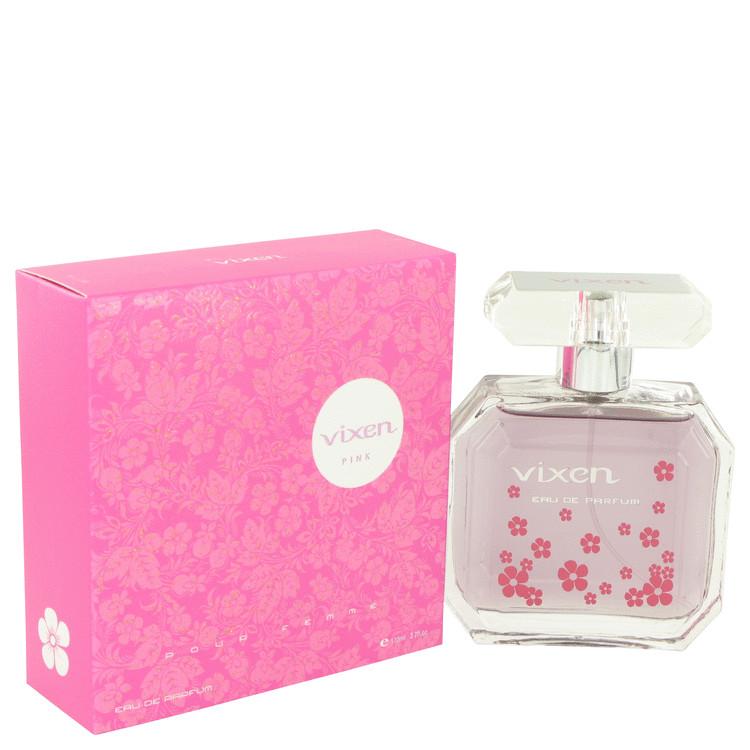 Vixen Pink by YZY Perfume for Women Eau De Parfum Spray 3.7 oz