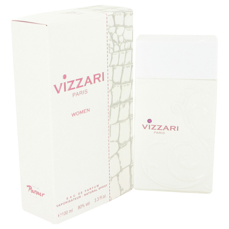 Vizzari White by Roberto Vizzari for Women Eau De Parfum Spray 3.3 oz
