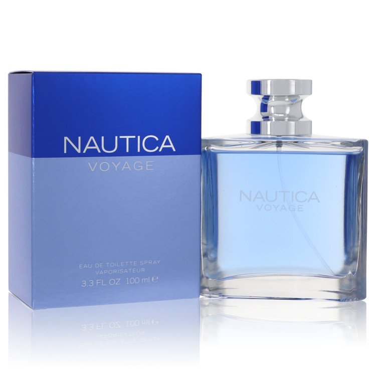 Nautica Voyage by Nautica Men's Eau De Toilette Spray 3.4 oz