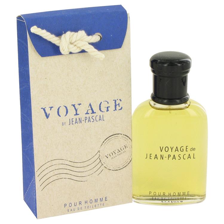Voyage by Jean Pascal for Men Eau De Toilette Spray 1.7 oz