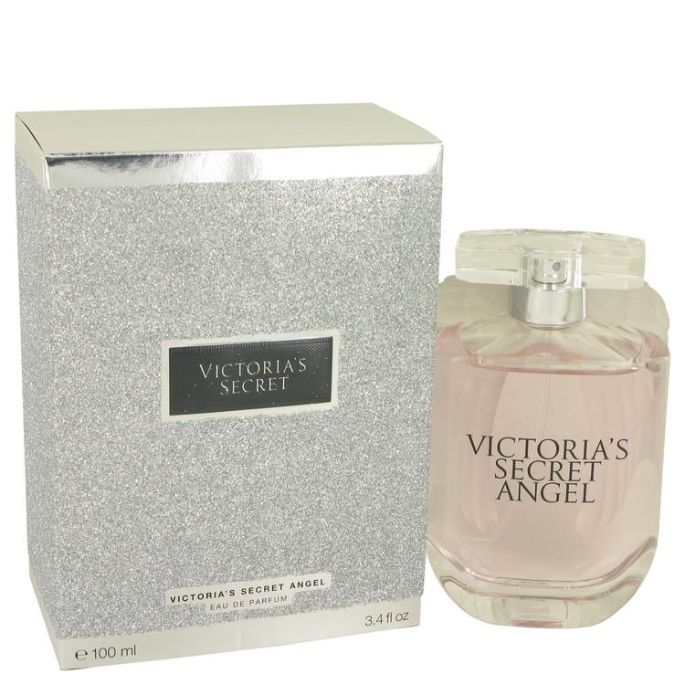 Victoria's Secret Angel by Victoria's Secret for Women Eau De Parfum Spray 3.4 oz