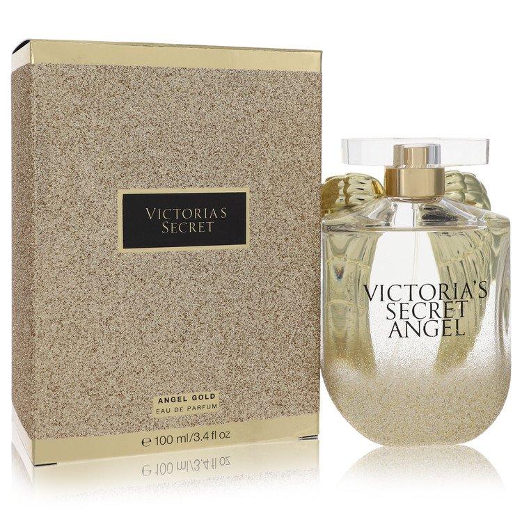 Victoria's Secret Angel Gold by Victoria's Secret for Women Eau De Parfum Spray 3.4 oz