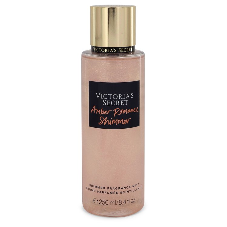 Victoria's Secret Amber Romance Shimmer by Victoria's Secret Women's Fragrance Mist Spray 8.4 oz