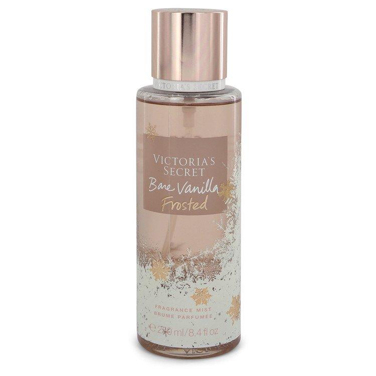Victoria's Secret Bare Vanilla Frosted by Victoria's Secret Women's Fragrance Mist Spray 8.4 oz