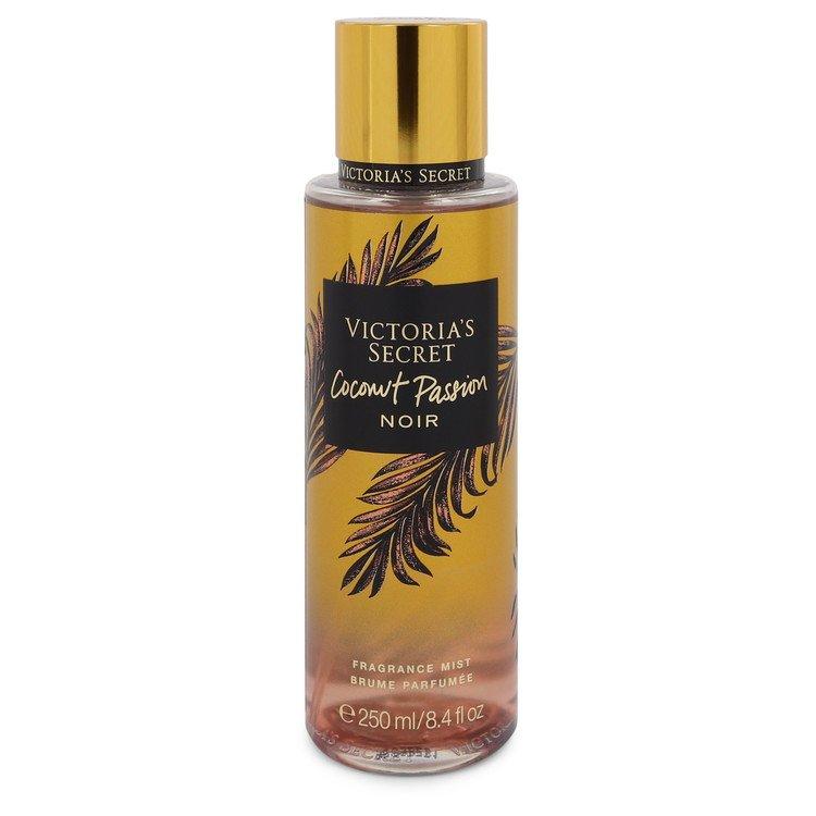 Victoria's Secret Coconut Passion Noir by Victoria's Secret Women's Fragrance Mist Spray 8.4 oz