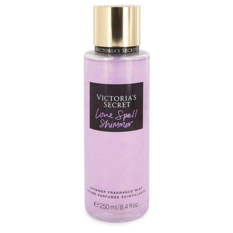 Victoria's Secret Love Spell Shimmer by Victoria's Secret Women's Fragrance Mist Spray 8.4 oz