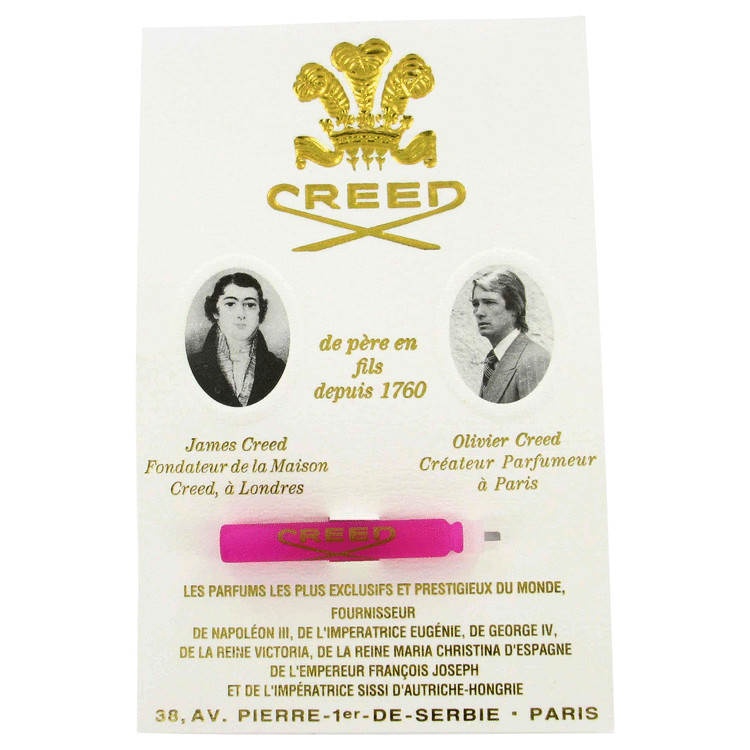 SPRING FLOWER by Creed for Women Vial (sample) .05 oz