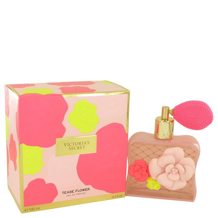 Victoria's Secret Tease Flower Perfume 3.4 oz EDP Spay for Women