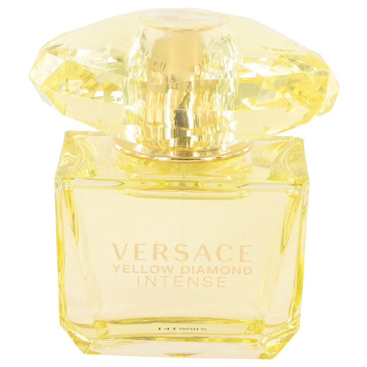 Versace Yellow Diamond Intense by Versace for Women Eau De Parfum Spray (Tester) 3 oz