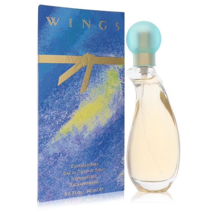 Wings Perfume by Giorgio Beverly Hills 90 ml Eau De Toilette Spray