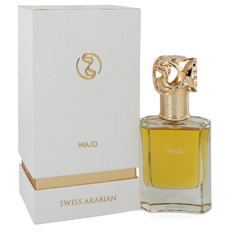 Swiss Arabian Wajd by Swiss Arabian Men's Eau De Parfum Spray (Unisex) 1.7 oz