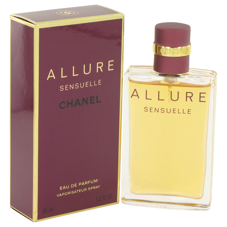 Allure Sensuelle Perfume by Chanel 1.2 oz EDP Spay for Women