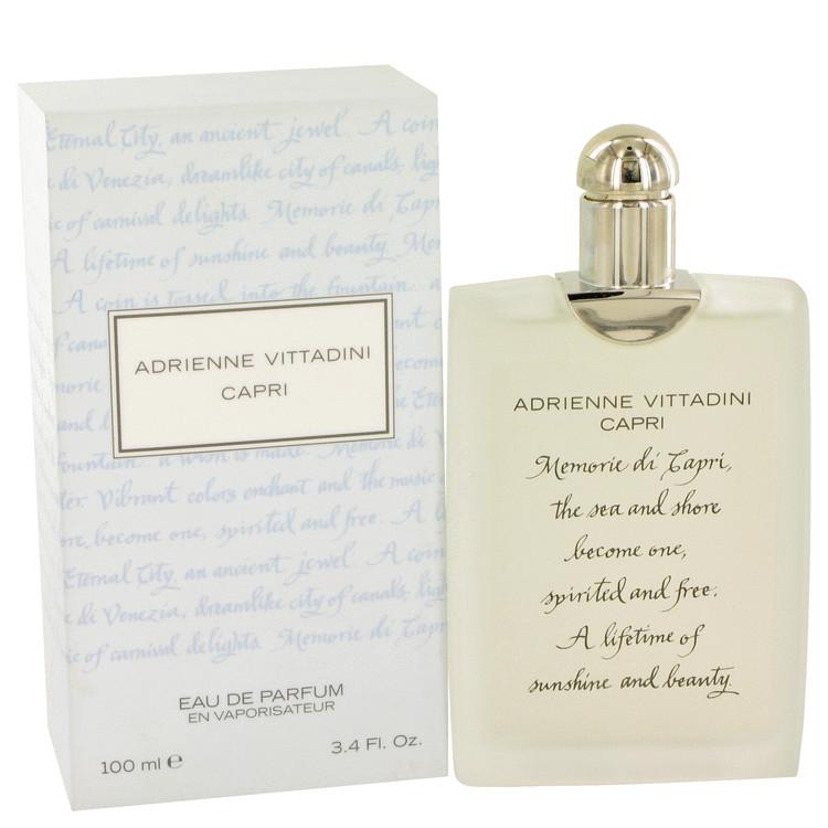 Capri Perfume by Adrienne Vittadini 3.4 oz EDP Spay for Women