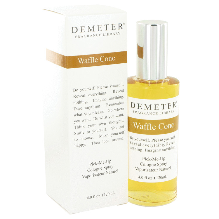 Waffle Cone by Demeter for Women Cologne Spray 4 oz