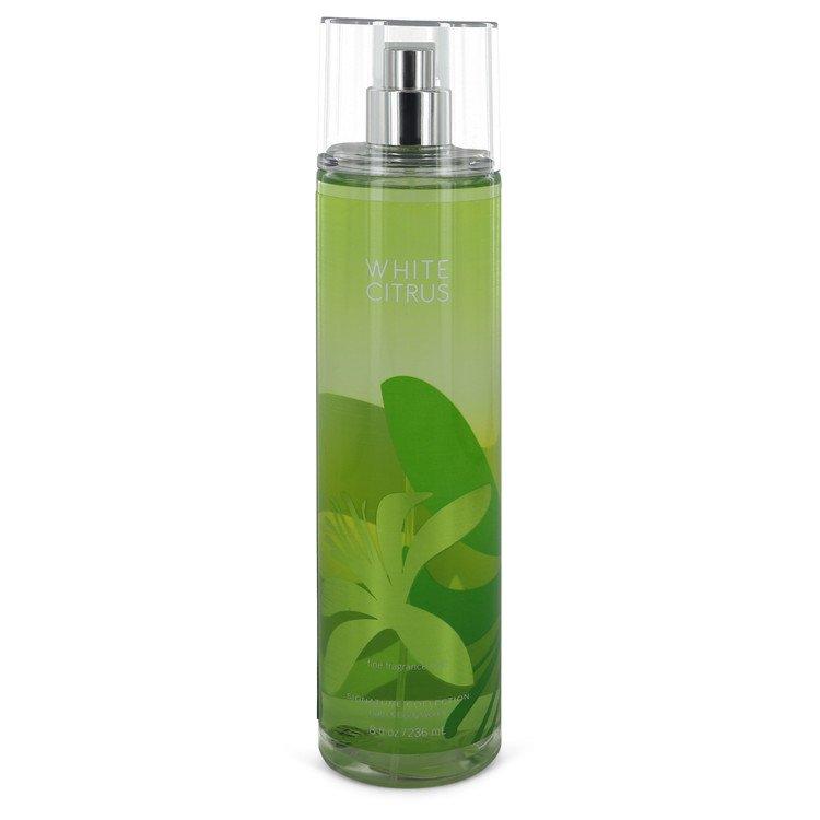 White Citrus by Bath & Body Works Women's Fragrance Mist Spray 8 oz