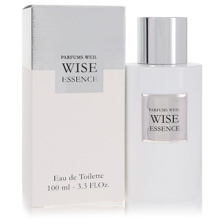 Wise Essence by Weil for Men Eau De Toilette Spray 3.3 oz