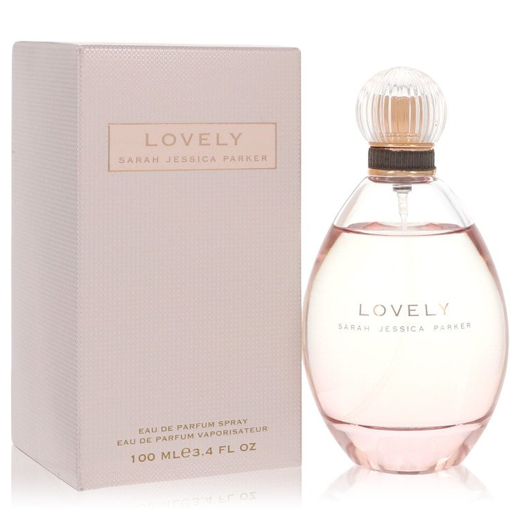 Lovely Perfume by Sarah Jessica Parker 3.4 oz EDP Spay for Women