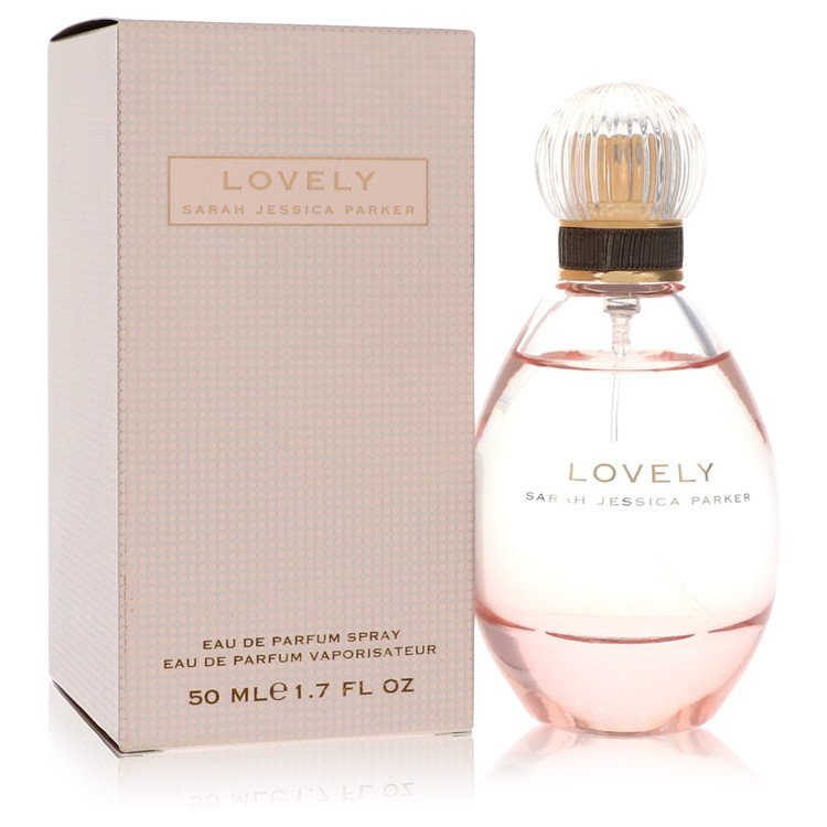 Lovely Perfume by Sarah Jessica Parker 1.7 oz EDP Spay for Women