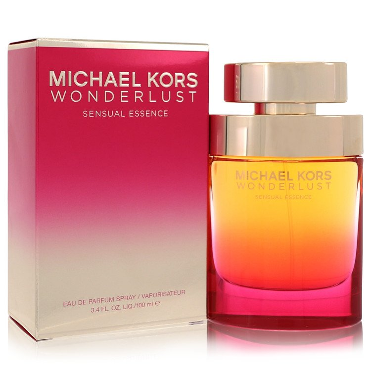 Wonderlust Sensual Essence by Michael Kors for Women Eau DE Parfum Spray 3.4 oz