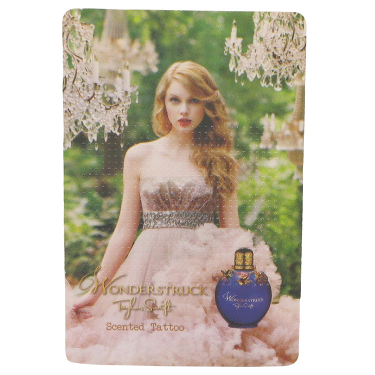 Wonderstruck by Taylor Swift Scented Tattoo 1 pc
