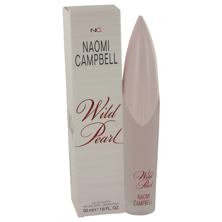 Wild Pearl Perfume by Naomi Campbell 1.6 oz EDT Spay for Women