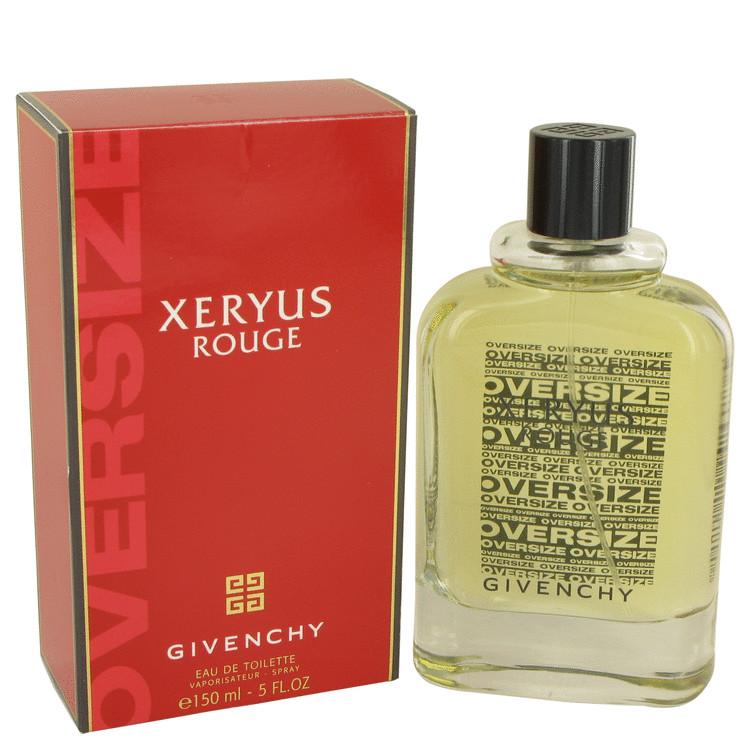 XERYUS ROUGE by Givenchy for Men Eau De Toilette Spray 5 oz