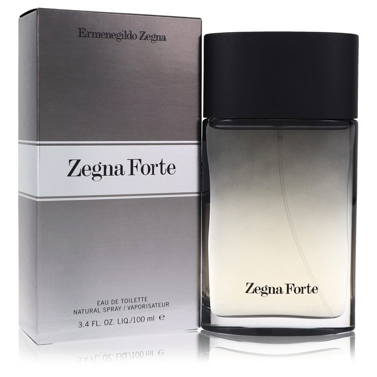 Zegna Forte Cologne by Ermenegildo Zegna 3.4 oz EDT Spay for Men