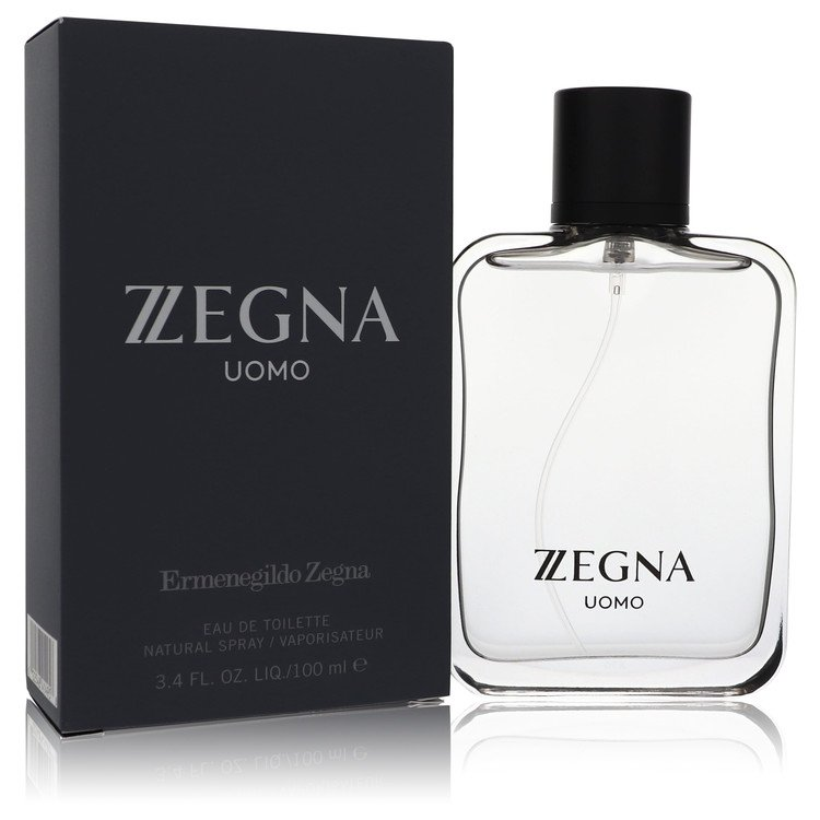 Zegna Uomo Cologne by Ermenegildo Zegna 3.4 oz EDT Spay for Men