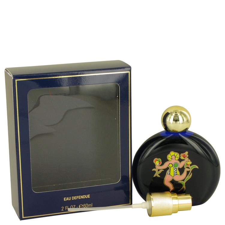 Niki De Saint Phalle Zodiac Virgo Perfume 2 oz Eau Defendu Spray for Women