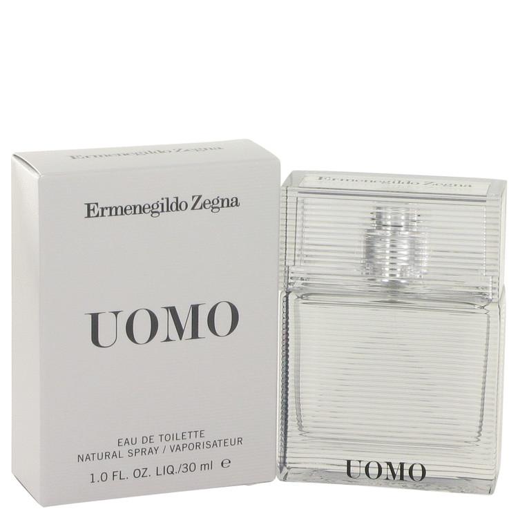 Zegna Uomo by Ermenegildo Zegna for Men Eau De Toilette Spray 1 oz