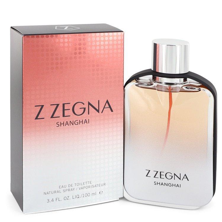 Z Zegna Shanghai by Ermenegildo Zegna Men's Eau De Toilette Spray 3.4 oz