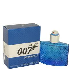 007 Ocean Royale by James Bond – Eau De Toilette Spray 1.0 oz (30 ml) for Men