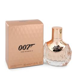 007 Women Ii Perfume by James Bond 1 oz Eau De Parfum Spray