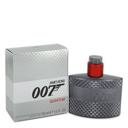 007 Quantum Cologne by James Bond 1.6 oz Eau De Toilette Spray